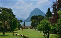 Villa Castagnola: oasis of well-being in Lugano